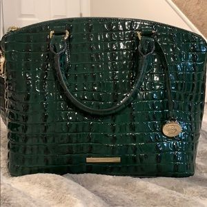 New Emerald Brahmin Bag